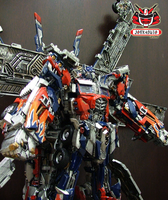 LEADER CLASS TF DOTM ULTIMATE PRIME 10 by wongjoe82