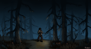 [CLEAN] The Wolfman by Brantonisme