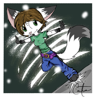 Snow by Chazes