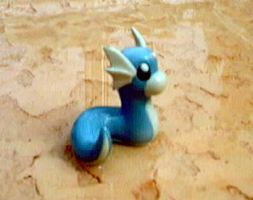 Dratini 1 by whitegryphon
