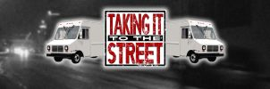 Taking It to the Street Title Slide by graph-man