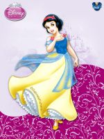 DisneyPrincess -SnowWhite2ByGF by GFantasy92