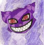 Cheshire Cat by Itachi-fangirl1317