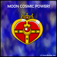 Moon Cosmic Power by Sweet-Blessings
