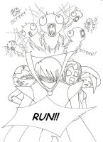 MKxKirby: Race: pg109 by beanielova