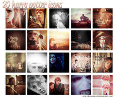 harry.potter___icons by boobbaloos