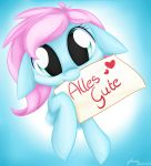 Alles Gute (with speedpaint video) by undertimeworld