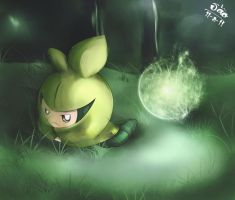 Swadloon learning Energy Ball by JJao