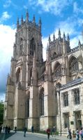 York Cathedral by Orkinator