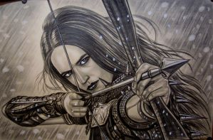 300 Rise of an Empire-Artemisia by vadim79vvl
