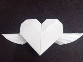 winged heart by thetime5