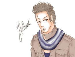 APH - Scarf - Holland by BunnyHomo