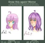 Meme- Draw this Again by IStealYourCookiesx3