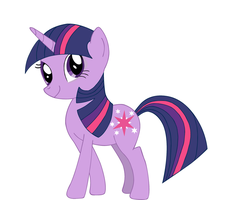 Twilight Sparkle Coloured by Tanail