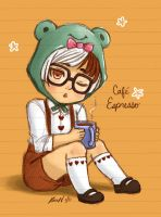 Cafe Espresso by Beh-Bear