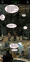 Skyrim is Strange - Lizards by HelloMyNameIsEd