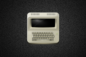 Generic Terminal Icon for Jaku (AppStore Version) by kevinhamil