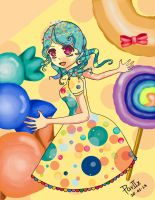 Candy GURL!! by Parii-Chan