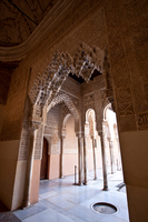 Mocarabe in the Alhambra by Solrac1993