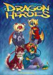 Dragon Heroes Promo Poster by Fany001