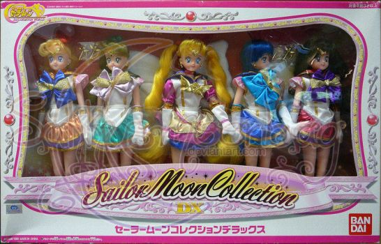 Sailor Moon Collection DX by SakkysSailormoonToys
