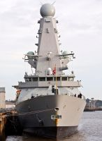 Destroyer HMS Duncan IX by DundeePhotographics