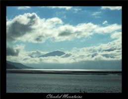 Clouded Mountains by AmericanNomad