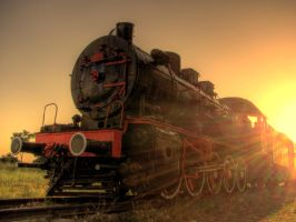 Locomotive by denizatasoy