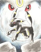 Umbreon: I am the night by darknight0x0