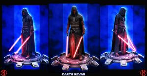 Revan wallpaper 1 by digitalinkrod