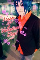 Happy Valentine's Day by SugarBunnyCosplay