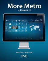 MoreMetro for Omnimo 5.0 by pso09