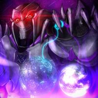 Lord Megatron - Leader of the Decepticons by MNS-Prime-21