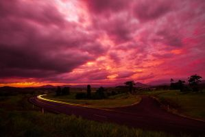 Palmerston Highway - Pin Gin Hill by Karleigh93