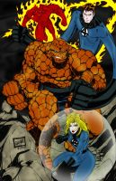 Fantastic Four by pascal-verhoef