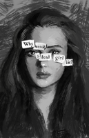 Why would a dead girl lie? by Aemyle