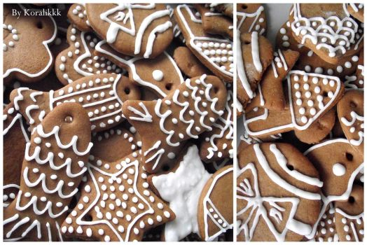 Gingerbreads by Koralikkk