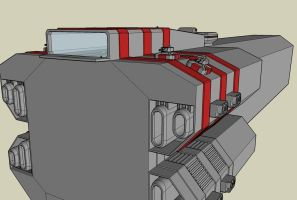 Goliath Carrier W.I.P. by Arkanjel8