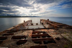 A Rusted Ship - and Beyond by erezmarom