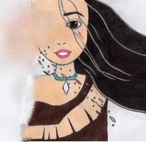 Pocahontas / Colors Of The Wind by xgoldenfangx