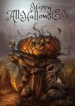 Happy All Hallows' Eve by helgecbalzer