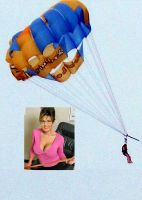 Sarah Palin/Parasailin: Know the Difference! by sablover