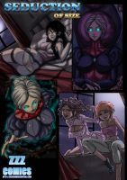 Seduction of Size preview 1 by zzzcomics