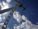 London Eye by SkullBeneathTheSkin