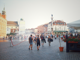 Old Warsaw by Jet93