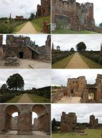 Kenilworth Castle 4 by Tasastock