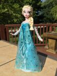 My Elsa Doll! by djeffers