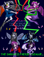 The Darkness Faerie's League by Cruzerchic123