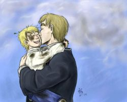 APH_Welcome Back colored by JapDrow