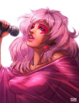 Jem and The Holograms by suppa-rider